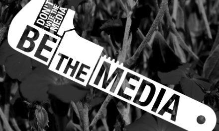 End Wars, Become Independent Media