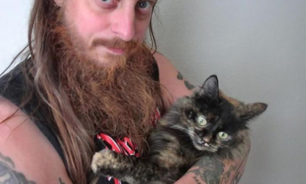 Cats Rule: Metal Singer Fenriz Accidentally Elected To Local Town Hall Because Of His Cat
