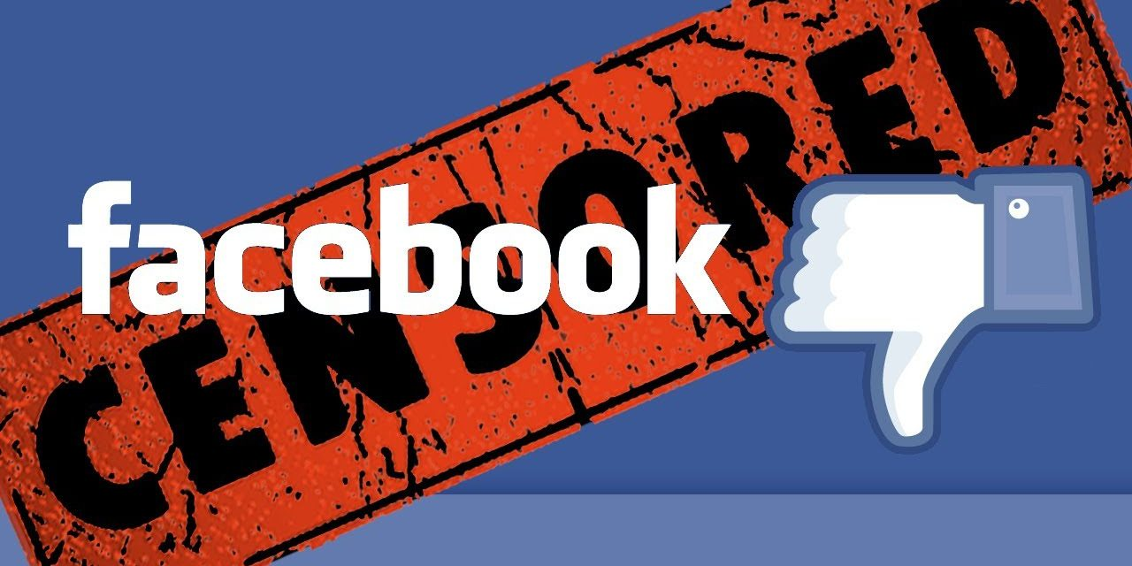 CENSORED: Facebook Prevents Anti-Liberal Page From Posting