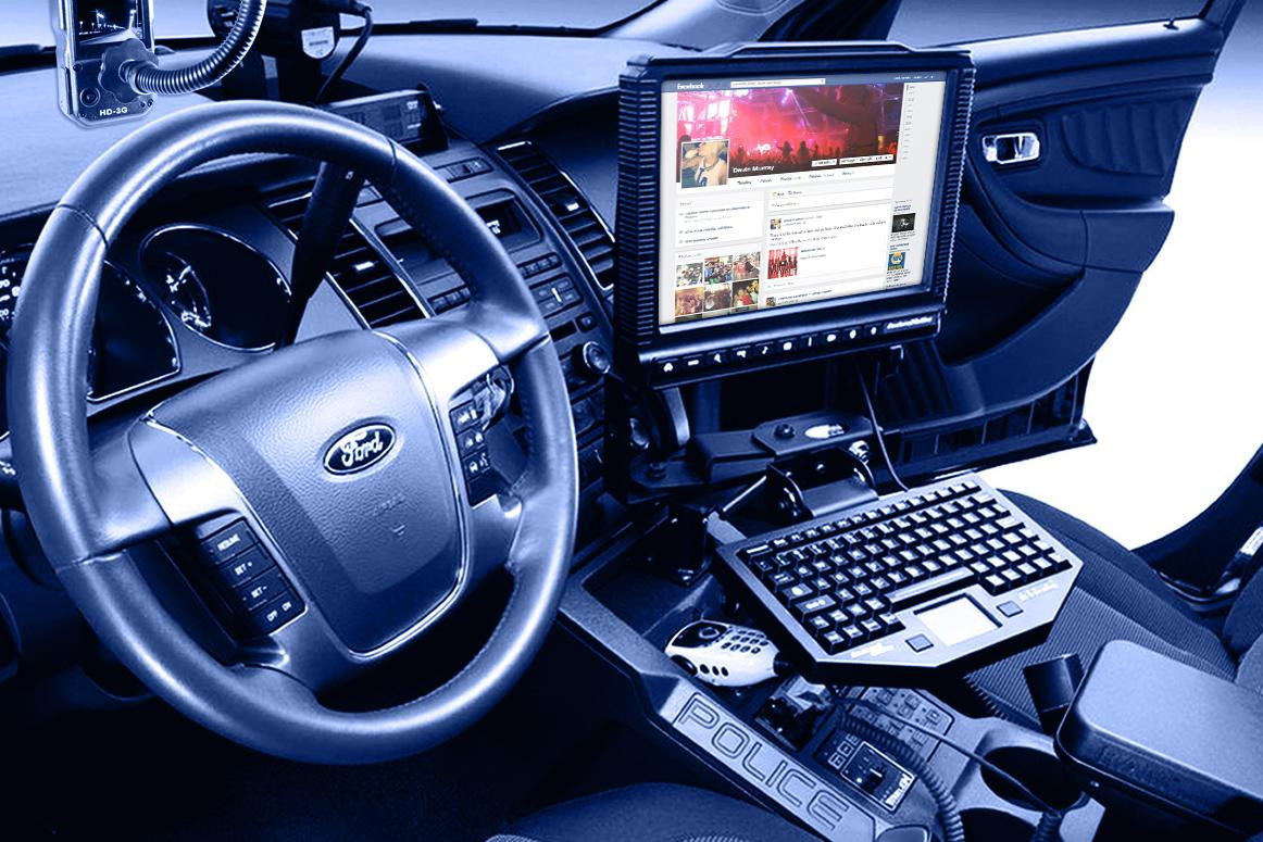 disadvantage of computer technology in the police force Portable device carried by police officers  technological advances and public  safety  camera, which is a tactical networkable computer.