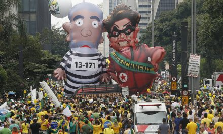 Venezuela Breaks Ties With Brazil As Rousseff Impeachment Takes Effect