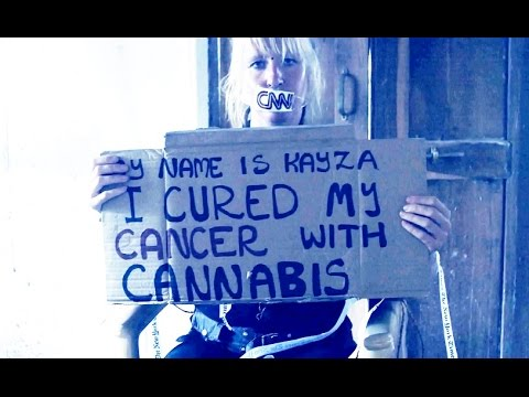 Powerful Video: SHE CURED HER CANCER WITH THIS!