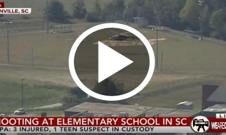 Breaking: Shooting at Townville Elementary, Two Children, Teacher Hurt, Teen Arrested