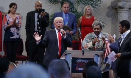 Donald Trump Calls Out Police Officers that Can't Handle the Job