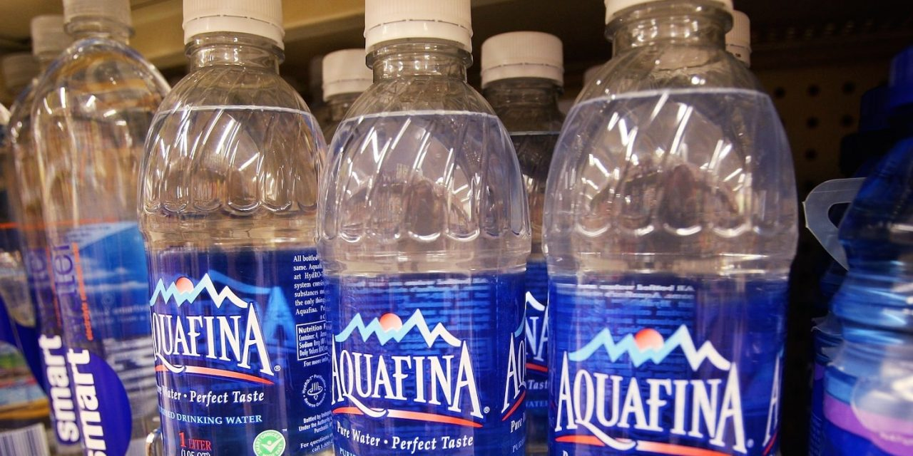 Pepsi Admits That Its Aquafina Bottled Water Is Just Tap Water