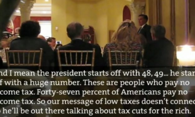 Project Veritas: Implicated Democratic Operatives Claim Credit for Romney 47% Video