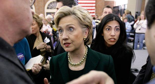 Huma Abedin: Clinton 'Still Not Perfect in Her Head'