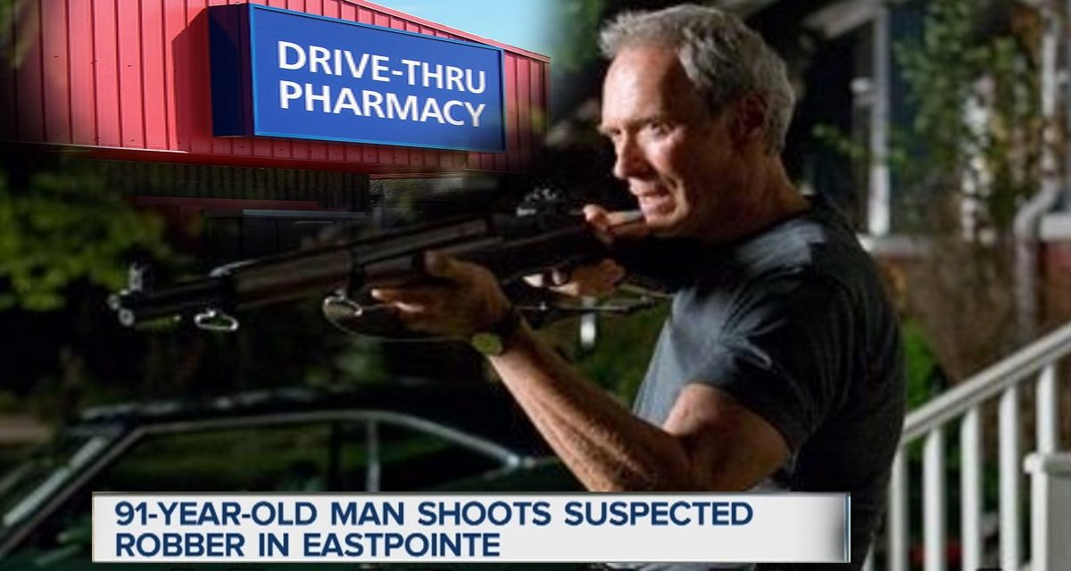Elderly Man Shoots Robbery Suspect In Pharmacy Parking Lot