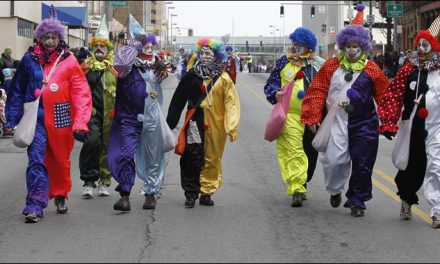 #ClownLivesMatter: March Planned For Oct. 15 In Tucson, Arizona