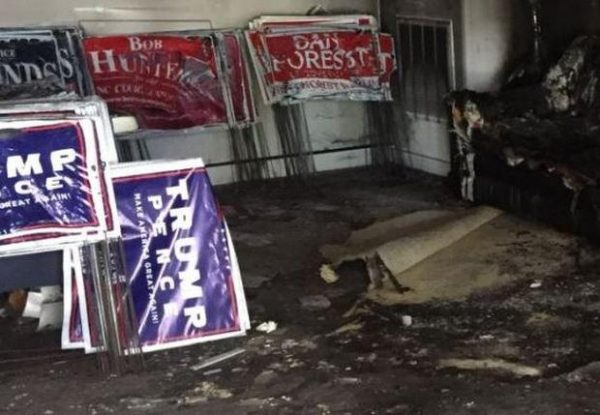 firebomb-hurled-into-republican-headquarters-in-hillsborough-north-carolina