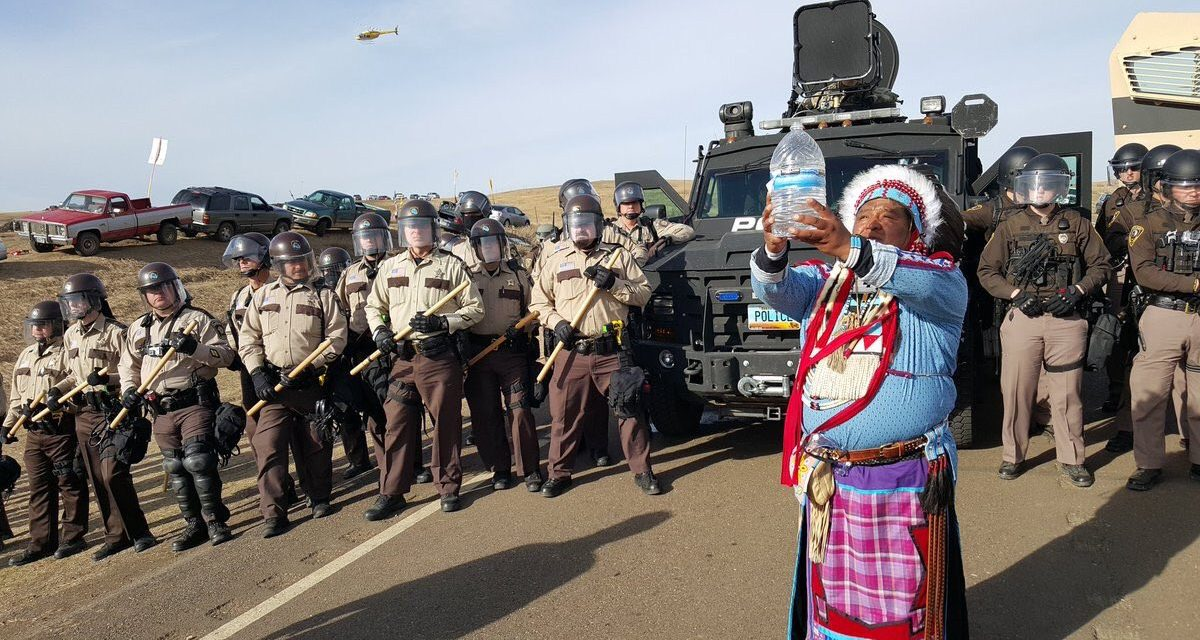 Dakota Access Pipeline Funding: Banks and Oil Companies in the Endless Destruction of Native Lands