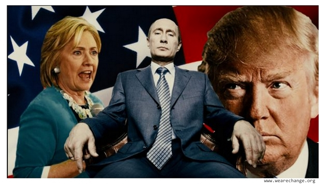 PUTIN'S LATEST ATTACK AGAINST HILLARY CLINTON AND THE U.S ESTABLISHMENT