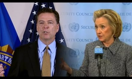 BREAKING: THE REAL REASON HILLARY CLINTON WONT BE CHARGED BY THE FBI