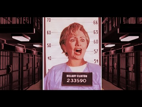 HILLARY CLINTON WILL BE INDICTED BECAUSE OF THE FBI