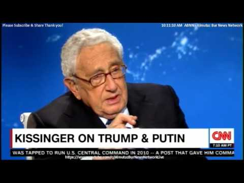 The Real Truth Behind Henry Kissinger and Donald Trump's Relationship