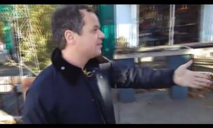 PIZZA GATE: James Alefantis Answers Questions From Protesters