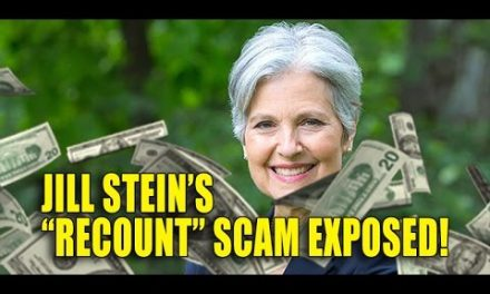 BREAKING: Jill Stein Exposed For Corruption With DNC