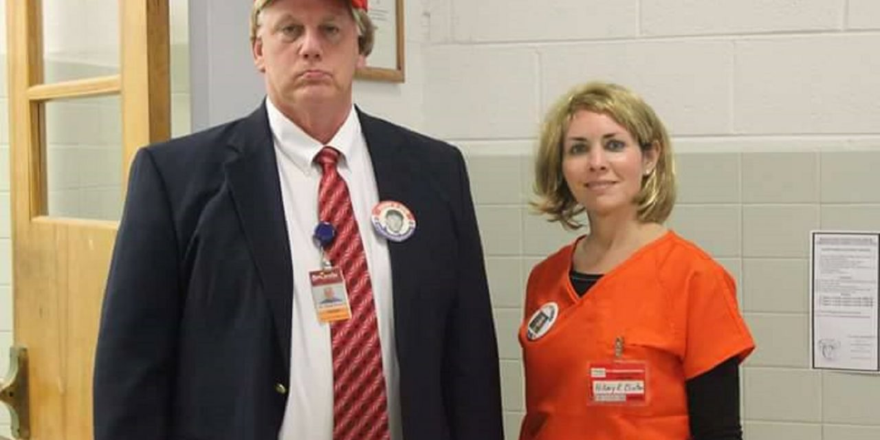 School Principal Dresses Up as Trump For Halloween, Triggers Parents