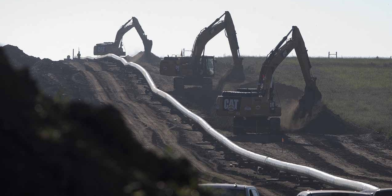 Dakota Access Announces Plan to Drill Under Missouri River Within Weeks