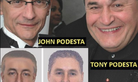 Internet Sleuths Are Convinced That The Podestas Are The Kidnappers in These Police Sketches