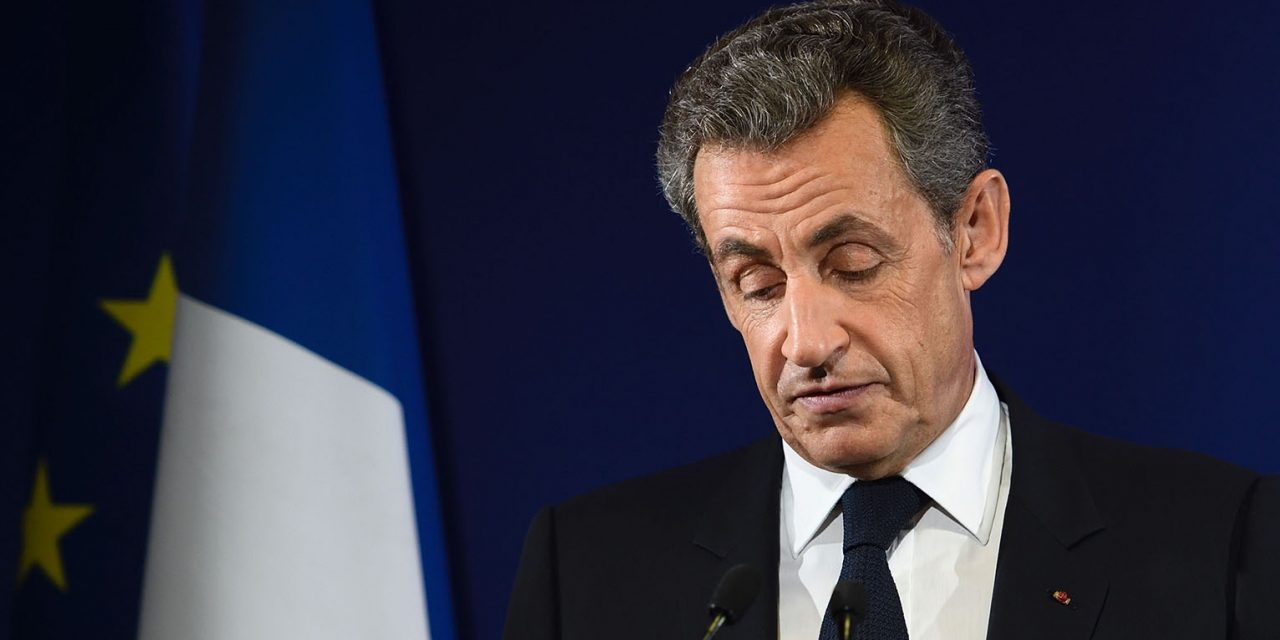 FREXIT? Sarkozy Withdraws From France's Presidential Race