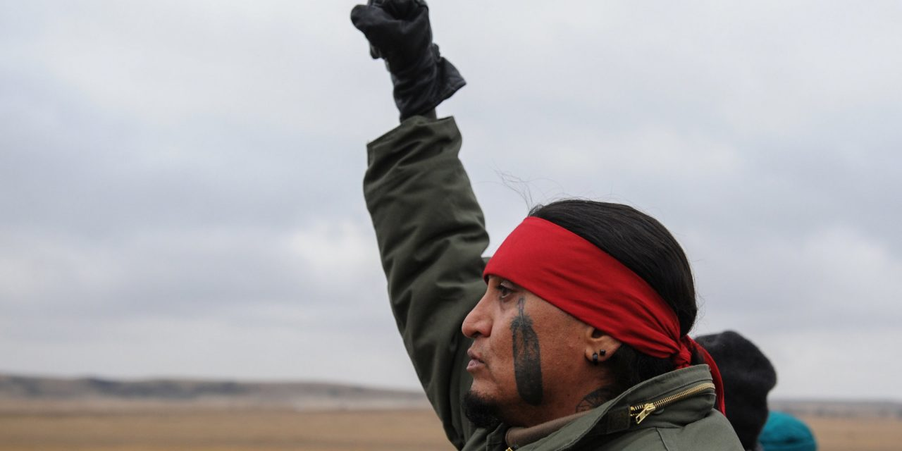 Army Corps say they will close anti-DAPL protest camp at Standing Rock by Dec. 5