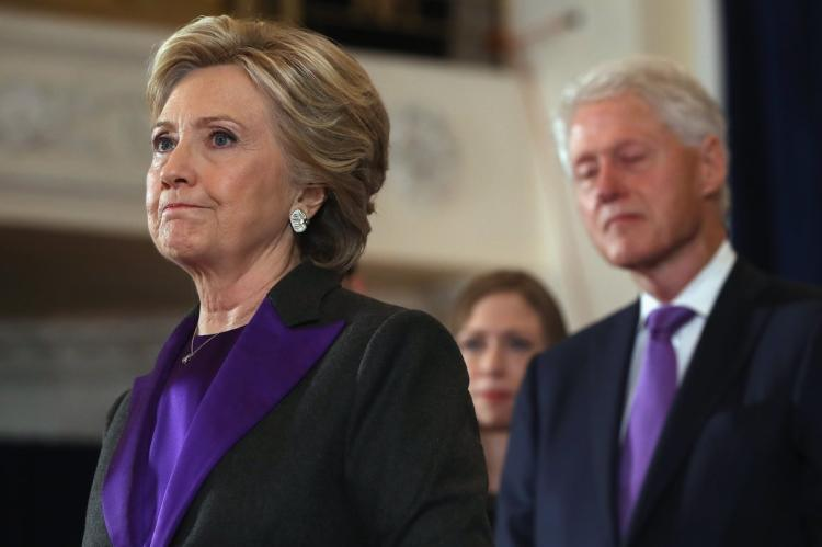 VIDEO: Hillary Clinton Isn't The Only One Who Lost The 2016 Election