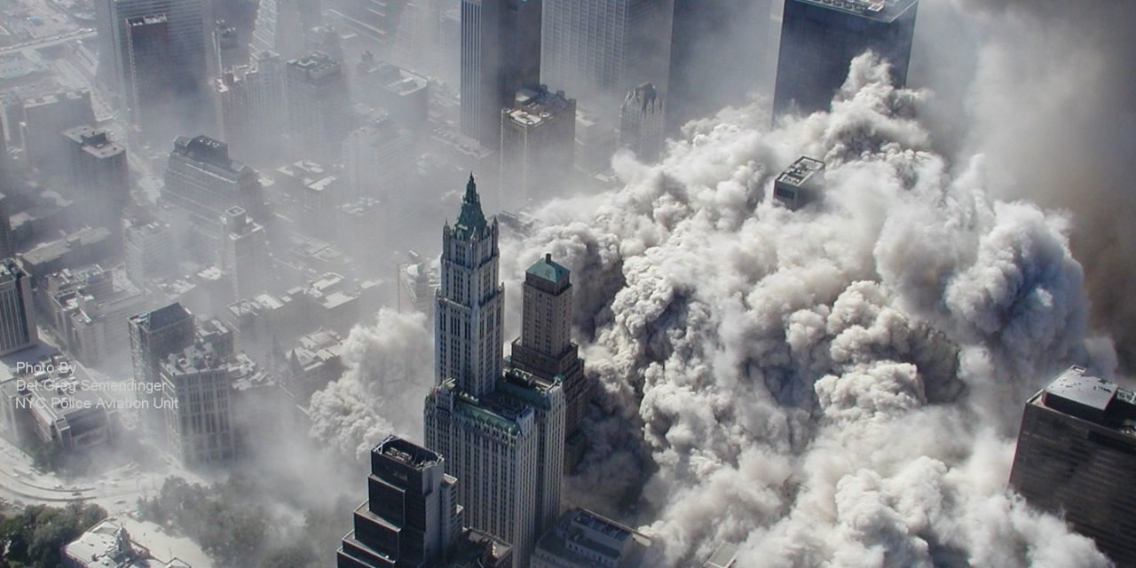 Former Federal Employee: '9/11 Reports Don't Add Up'