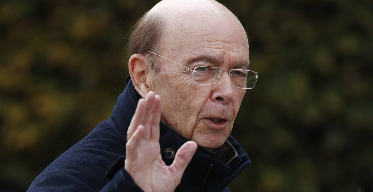 BREAKING: Trump Picks Clinton Ally Wilbur Ross as Commerce Secretary