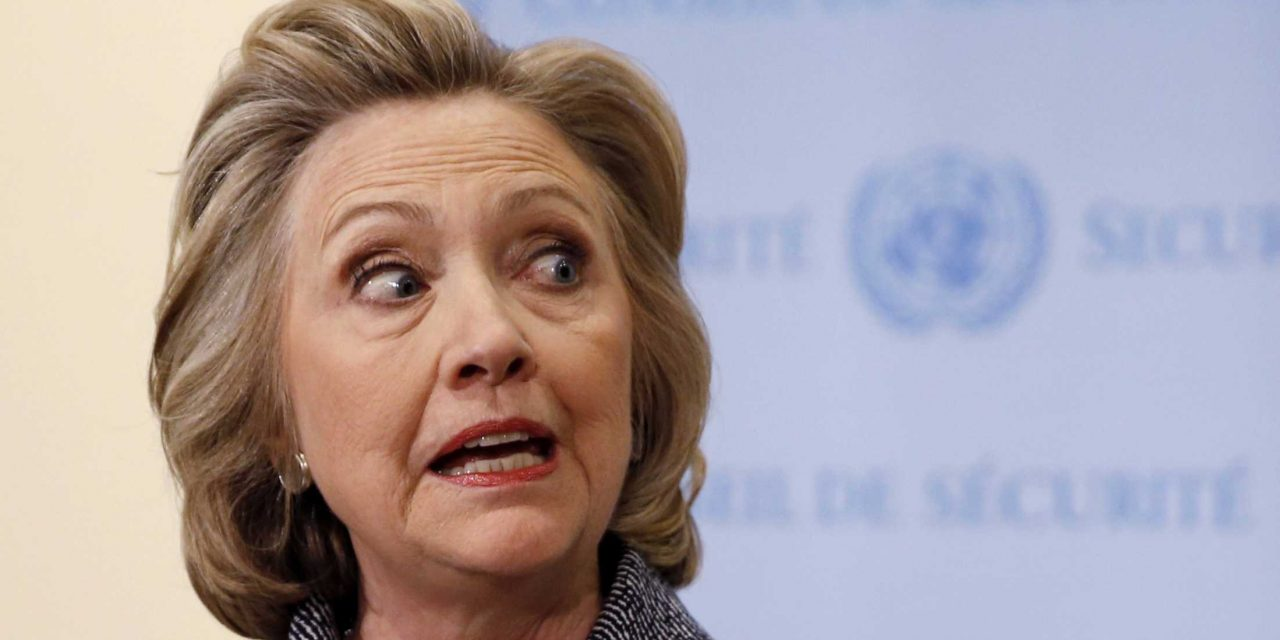 Is This The End For Hillary Clinton?