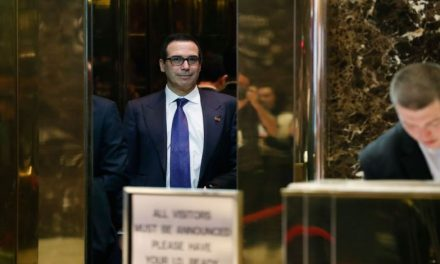 Former Goldman Sachs and Soros Banker To Be Trump's Treasury Secretary