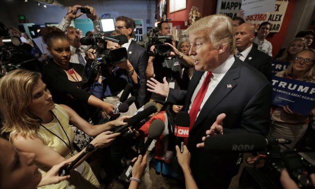 Trump to Mainstream Media: YOU'RE FIRED