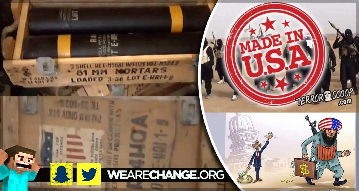 Iraqi Army Discovers US-Made Missiles in ISIS's Military Base