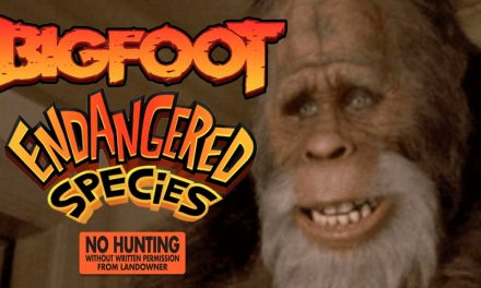 Bigfoot to be Added to Endangered Species List