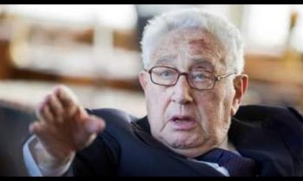 BREAKING: Donald Trump Picks Hawk CFR Henry Kissinger Aide To Cabinet