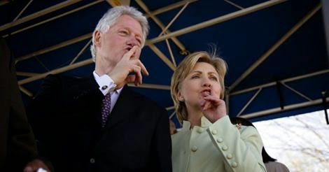 OBSTRUCTION OF JUSTICE: The Clintons' Long History Of Losing Documents