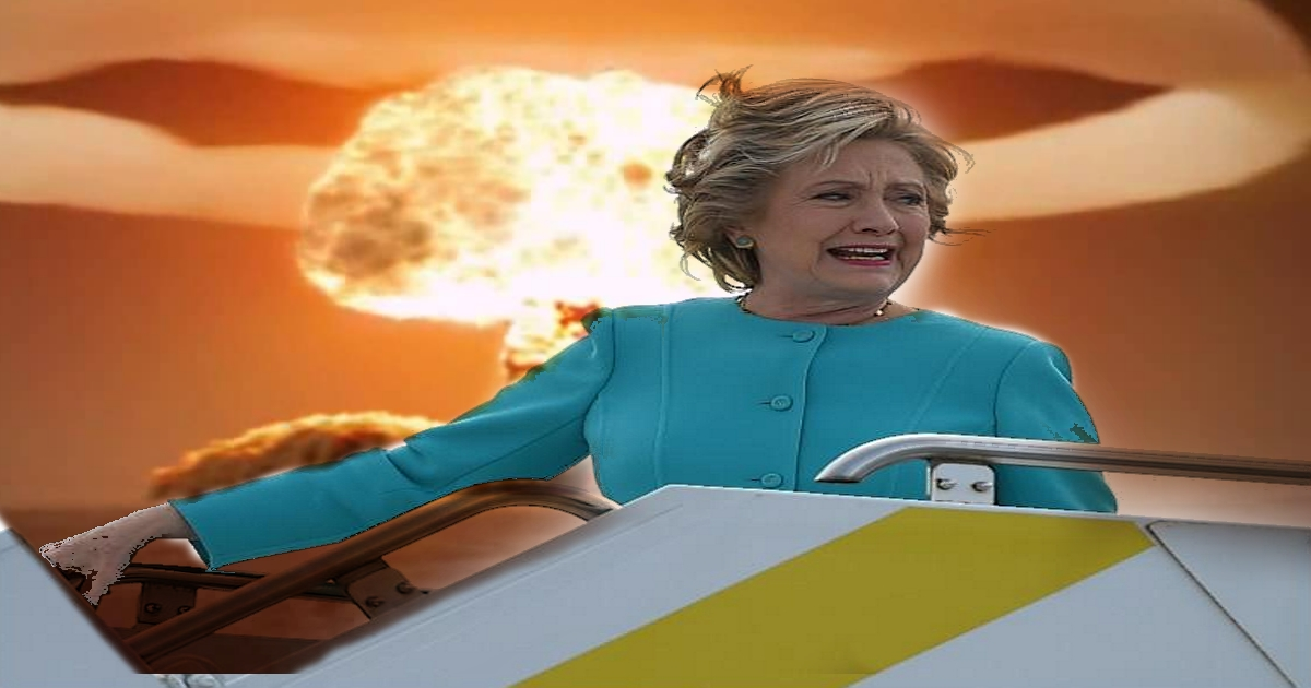 Hillary Clinton Sells 20 Percent of U.S. Uranium To Russia WTF ?