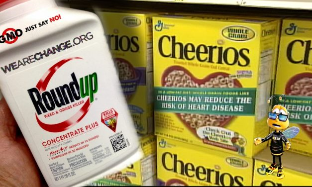 Monsanto Weed Killer Found in Cheerios & Other Popular Foods !