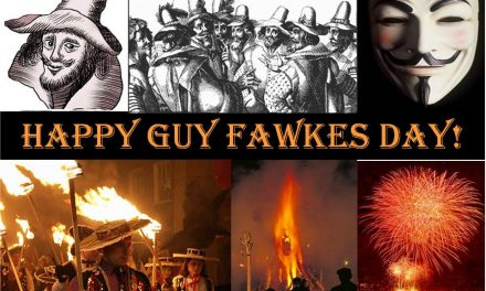 Guy Fawkes, The Gun Powder Plot & How False Flags Have Shaped History