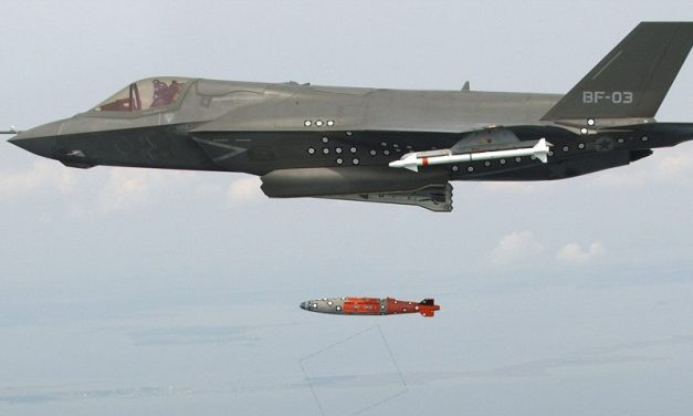 Fighter jets drop training bombs on northern Michigan
