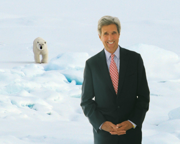 Election Heats Up: Kerry Heads To The Poles…In ANTARCTICA