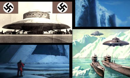 Russian scientists say they've discovered a secret Nazi base in the Arctic The Nazi stronghold in the Arctic Circle.