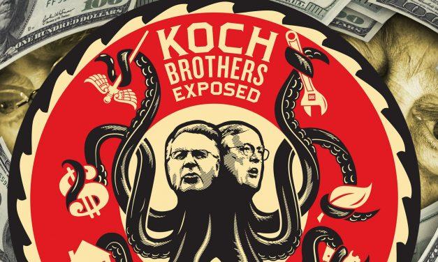 Koch Brothers Battle to Prevent Dark Money Disclosure in South Dakota