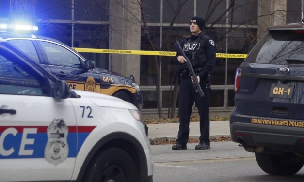 BREAKING: One Attacker at Ohio State University Dead, Two Apprehended