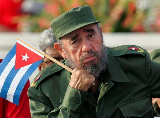 Fidel Castro Is Dead: Good Riddance