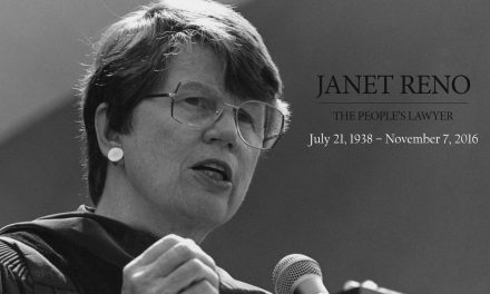 Former Attorney General Janet Reno Dies at 78