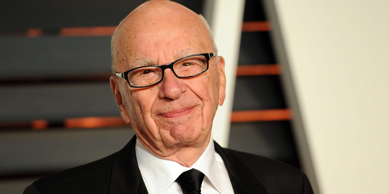 Rupert Murdoch Set to Lose $US100m from Theranos Blood Testing Scandal