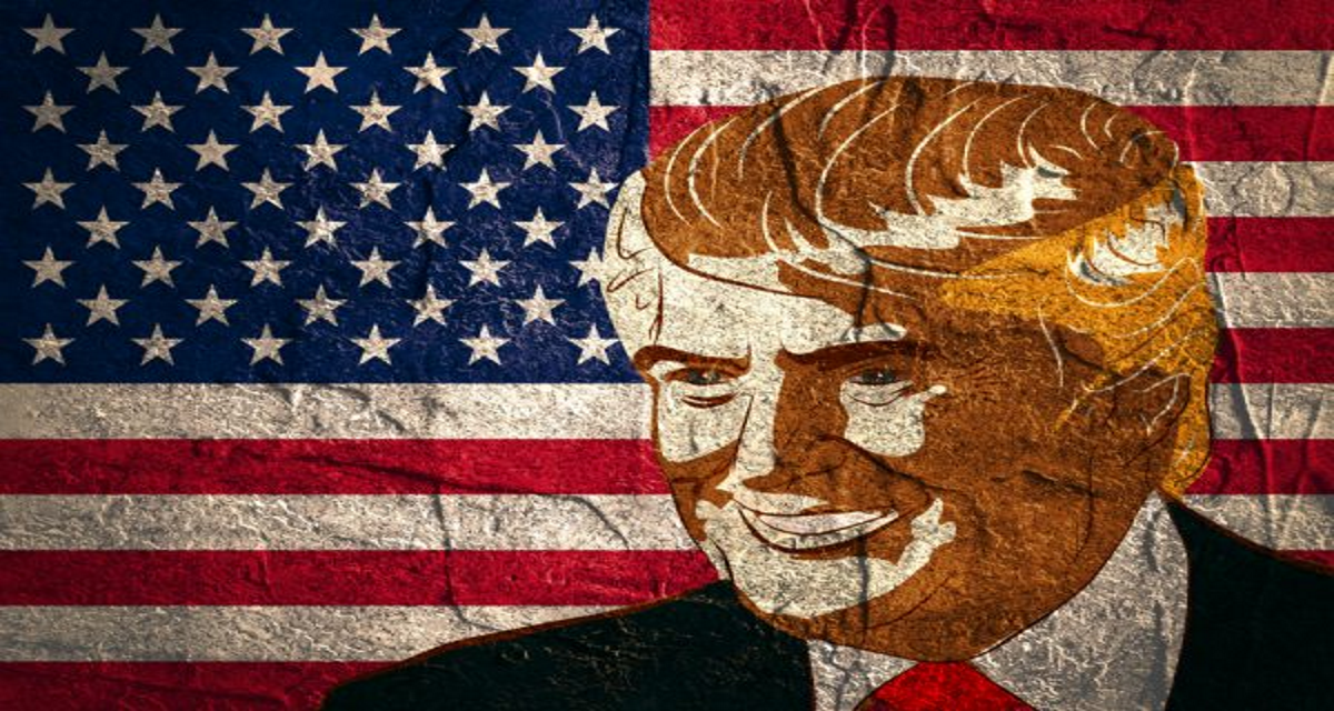 Trump meeting with ex-bank CEO who wants to abolish the Federal Reserve and return to the gold standard