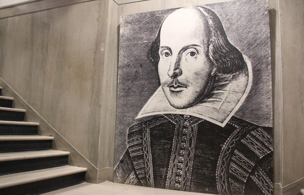 Students Triggered By Shakespeare Rip His Portrait Off University Wall