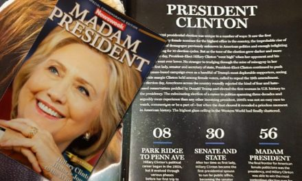 Newsweek Editor Makes Shocking Admission About Leaked 'Madam President' Issue